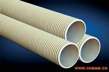 产品名称:PVC-U双壁波纹管-PVC U双壁波纹管