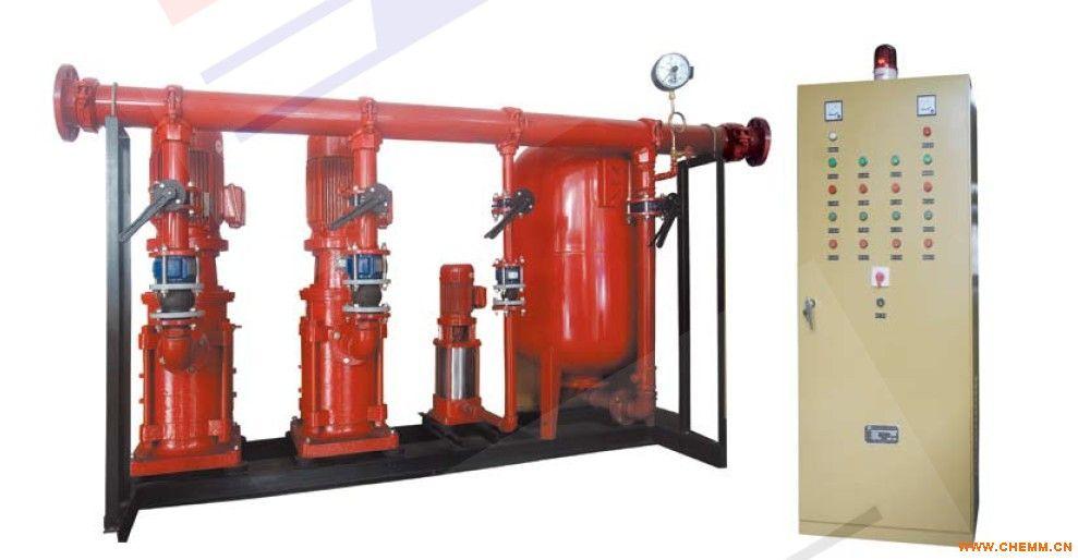 智能全自动气压消防给水设备图片