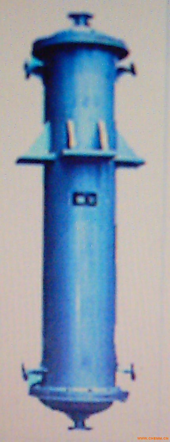 石墨改性聚丙烯列管式换热器 冷凝器