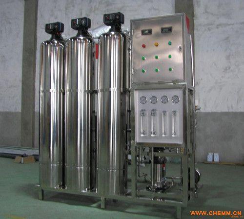 星源纯水临床实验用纯水设备