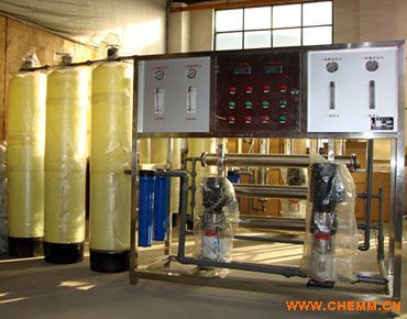 星源纯水制剂专用型纯水系统