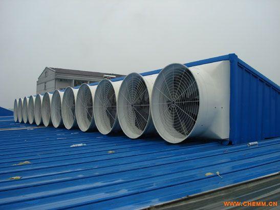 嘉兴宁波舟山壁式工业排风扇-屋顶电动风机(轴流风机