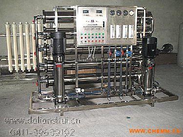产品名称:大连双级反渗透水处理设备04 产品编号:04 产品商标:莱特