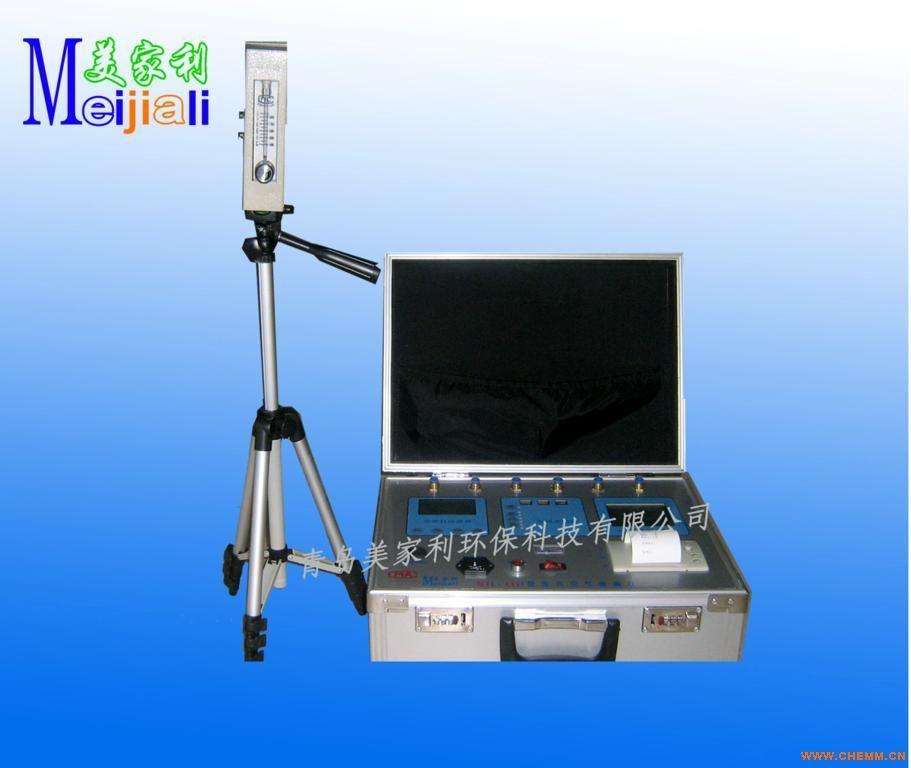 供应室内空气污染检测仪 室内装修检测仪高清图片