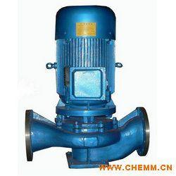 ISG型立式管道离心泵、单级单吸管道离心泵