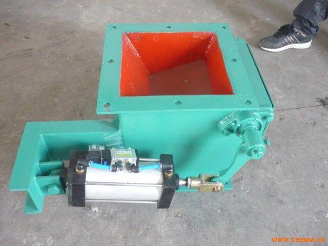 气动单板翻板卸灰阀图片