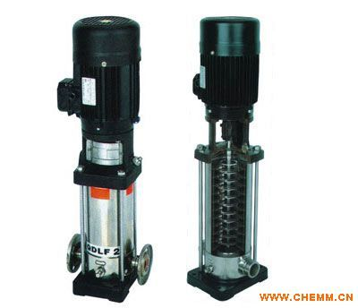 QDLF系列立式不锈钢多级离心泵江苏凯旋厂家直销