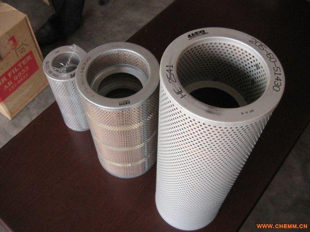 小松205-60-51430液压油滤芯图片