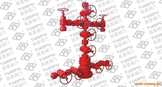 其它设备  产品名称:采油树 产品编号:tp017 产品商标:江苏拓普阀门