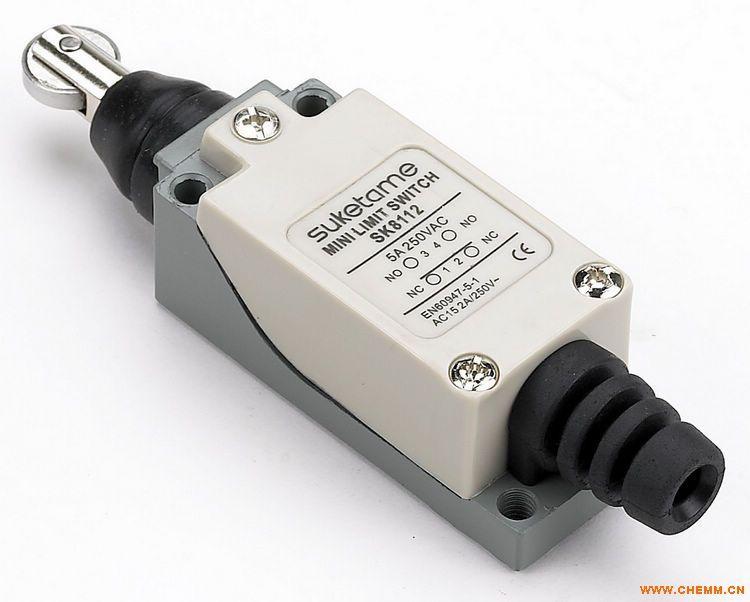 其它设备 其它  产品名称:行程开关 产品编号:sk8112 产品商标:suke