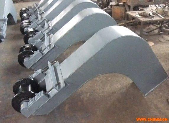 冶金院10000立方直升式外导架气柜导轮