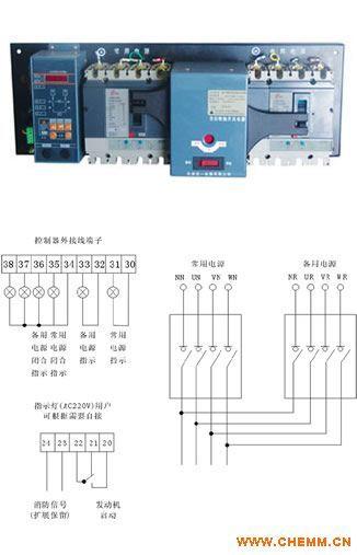 环保设备 节能设备  产品名称:上海双电源开关控制柜 产品编号: 产品