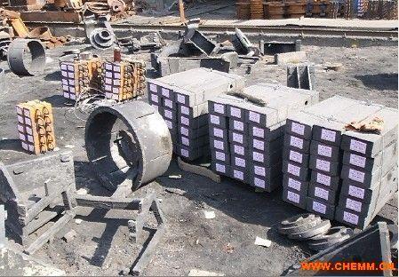 优质气柜铸铁配重块