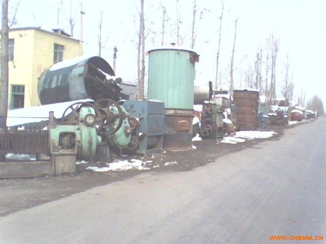 二手榨油机-二手蒸炒锅-二手浸出机械