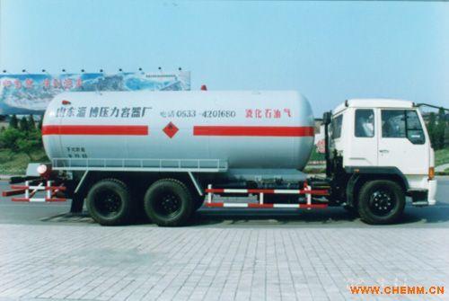 液氩槽车 液氧槽车