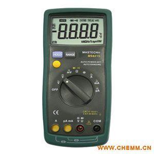 东莞华仪ms8215 全保护电路数字多用万用表