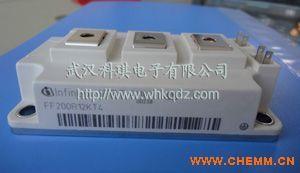 英�w凌IGBT模�K FF200R12KT3
