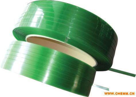 PET塑钢打包带/绿色打包带/塑料打包带