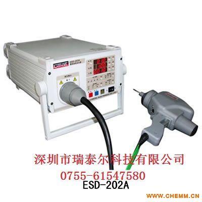 EsD静电测试仪的原理_esd静电防护标识