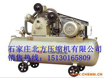 浙江开山活塞式空压机KS150气泵