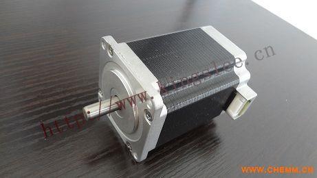 步进电机大小尺寸包括法兰大小和长度