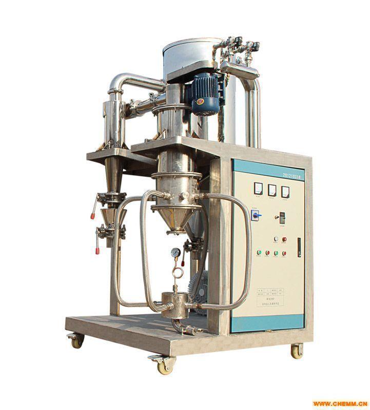 符合GMP要求的医药级气流粉碎机