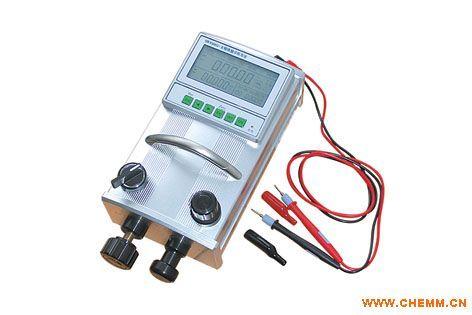 精密数字压力计系列:气压源图片