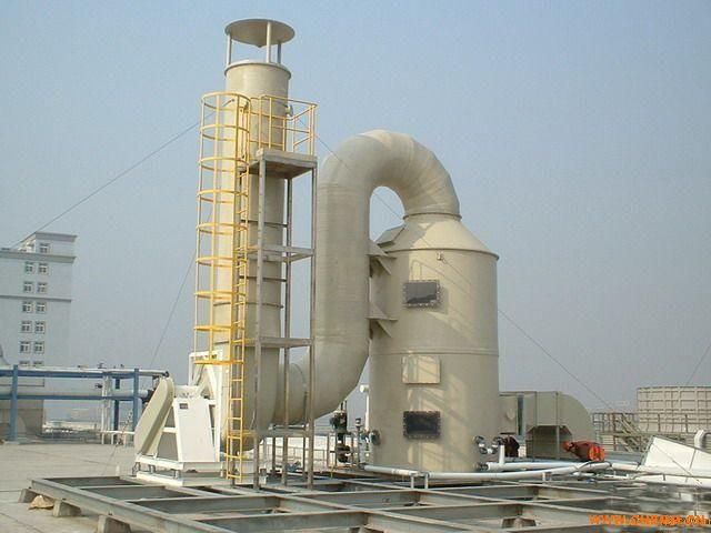 广东废气洗涤塔,除雾喷淋塔