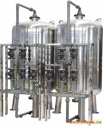 中国商用水设备软化水水箱设备净水器不锈钢储玻璃-承德化工机械网檫手布图片