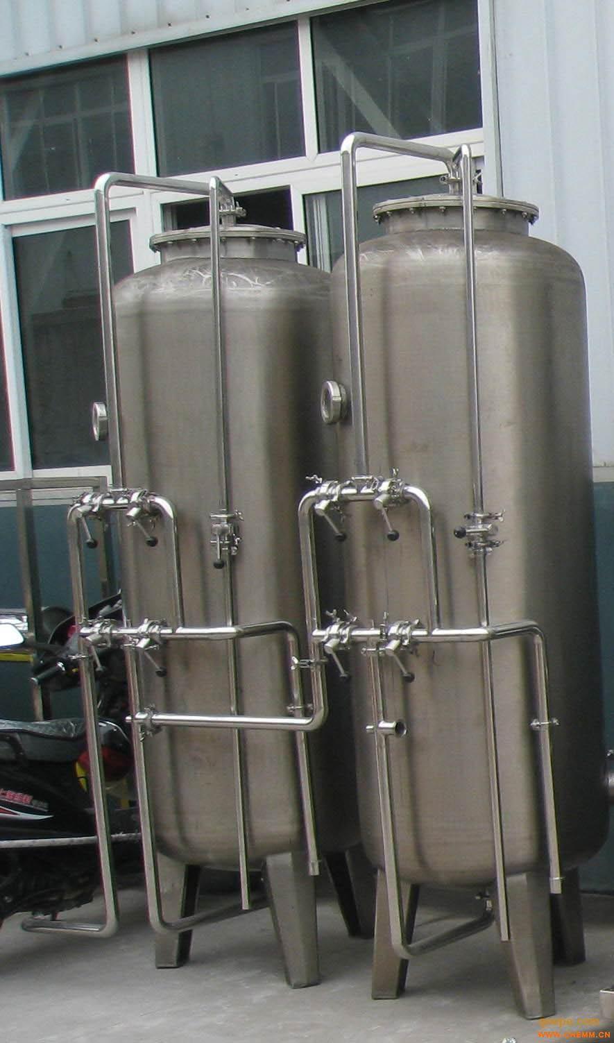 山东青州采暖锅炉用软化水设备-「软化水设备」-马可波罗网