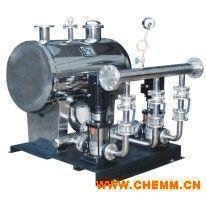 WZG高效节能不锈钢无负压变频给水设备