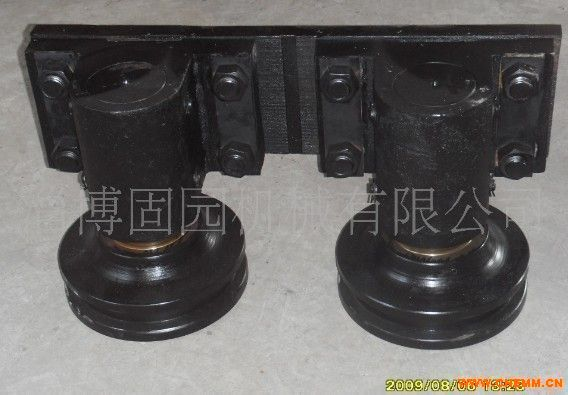 10000立方螺旋煤气柜防脱轨新型24KG导轨轮