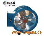 直销上海保占 12寸气动轴流风机