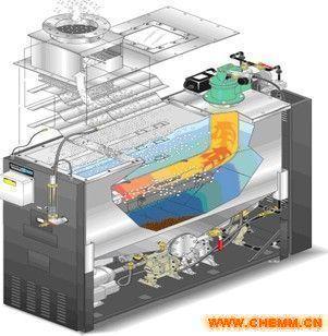 美国WATER MAZE WB系列水中焚烧式高浓度废水蒸发器 废水零排放设备