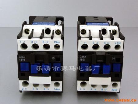 CJX2-3810交流接触器价格,交流接触器选型,交
