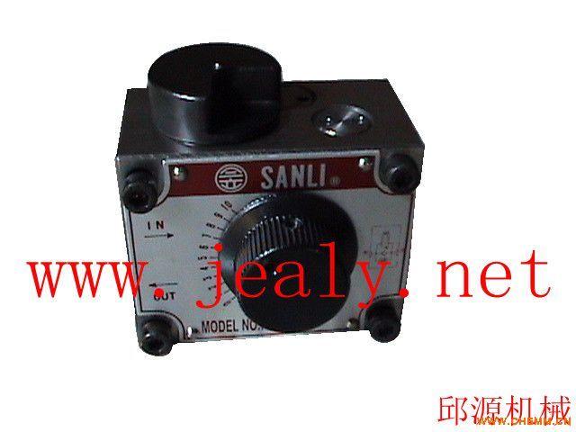 fkc-g03调速阀 液压调速阀 单向调速阀 液压单向调速阀图片