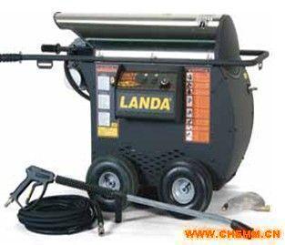 美国LANDA HOT经济型便携式电加热驱动型高压/工业热水冲洗设备