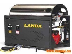美国LANDA SLT发动机驱动加热型热水高压工业清洗设备/商业清洗机