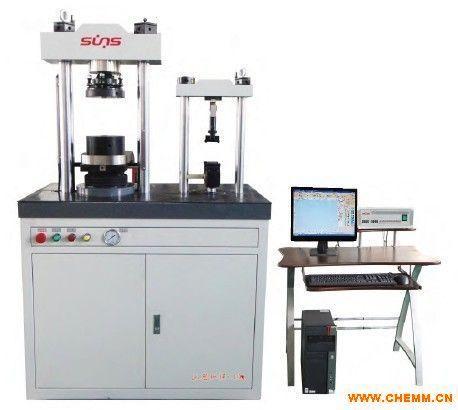 三思纵横YAW-S系列电液伺服压力试验机