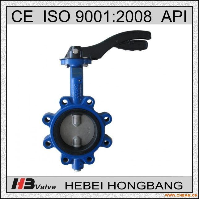产品关键词:涡轮式对夹蝶阀涡轮式凸耳蝶阀铸铁手动式图片