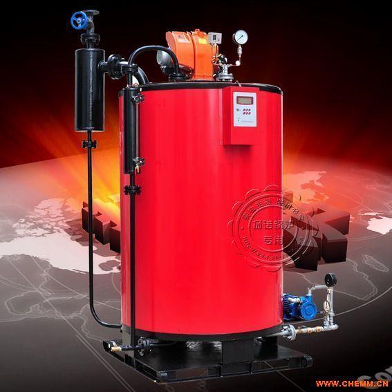 1t燃油/燃气蒸汽锅炉-加温,消毒配套用(立式)
