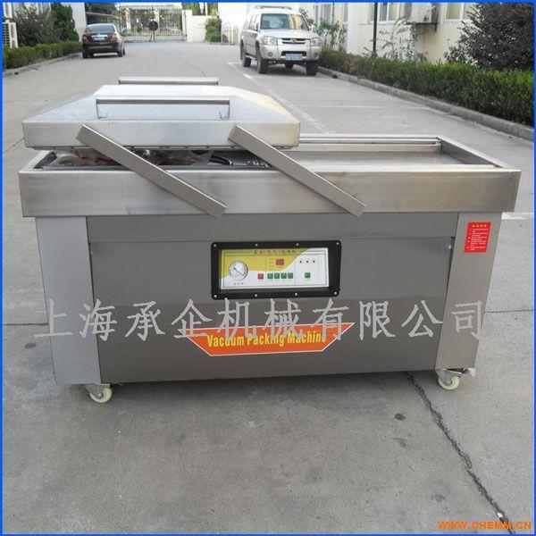 包装设备 直接包装机  产品名称:600双室真空包装机 产品编号: 产品