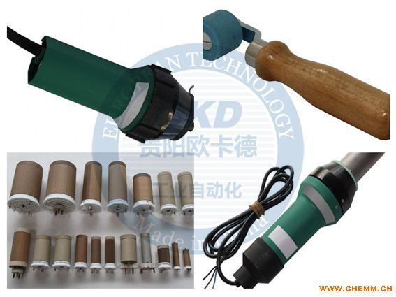 欧卡德系列热风焊枪是我司自主开发研制的一类新型手动热风工具,通过了CE认证,在国内处于领先水平。该系列产品采用双重绝缘、恒温控制、连续可调;适用于PVC、PP、PE、PVDF、EVA、ECB、TPO等各种热熔性塑料的焊接,也可用于热成型、热收缩、干燥、点燃等作业。