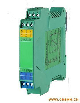 LU-G11一入一出模拟量电压电流信号隔离器