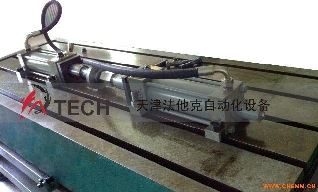 液压油缸试验台图片