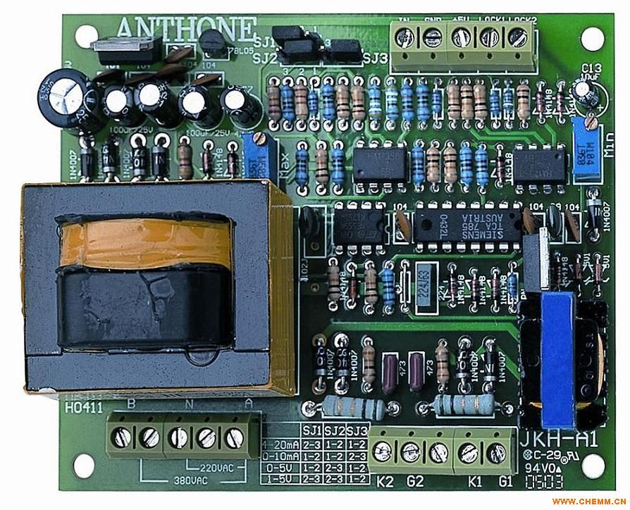 JKH-A1单相可控硅移相触发板