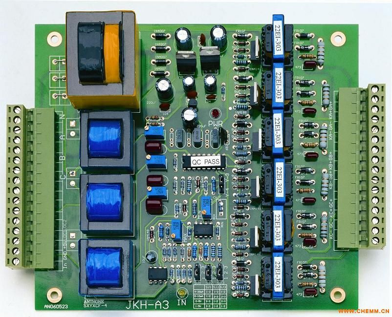 JKH-A3三相可控硅移相触发板
