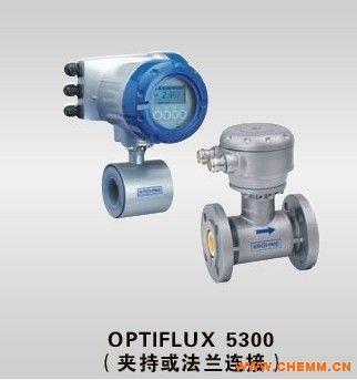 科隆电磁流量计OPTIFLUX5100