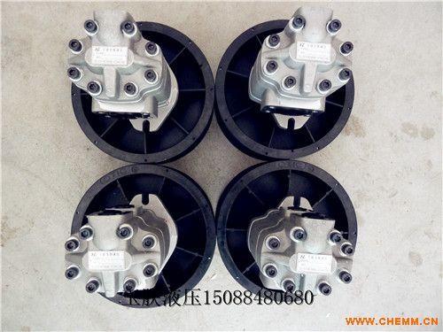 玉朕液压专业生产gm5系列高速齿轮马达 - 中国化工图片