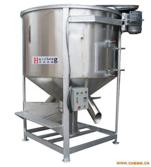汉成牌500kg大型立式搅拌机 塑料搅拌机图片
